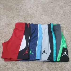 4pc Bundle Jordan Shorts